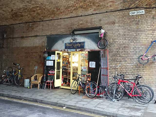 There's no better way to explore Southwark than on two wheels.